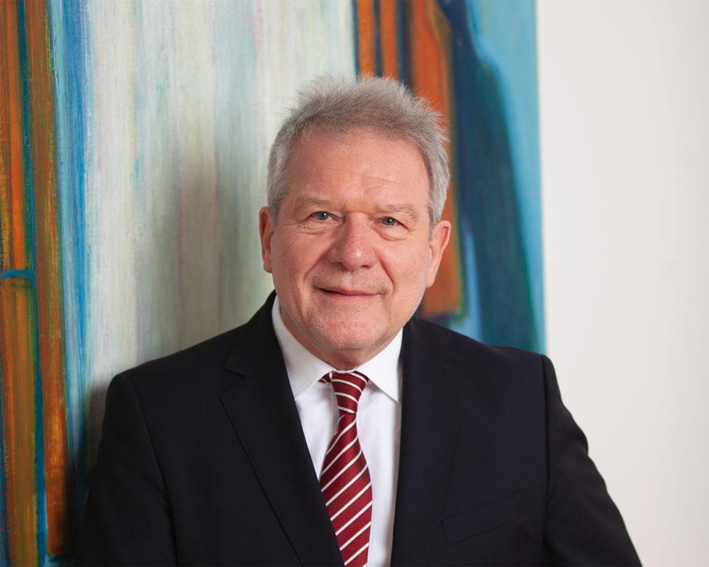 Prof. Dr. Roland Fritz hier als Mediator und Konfliktschlichter