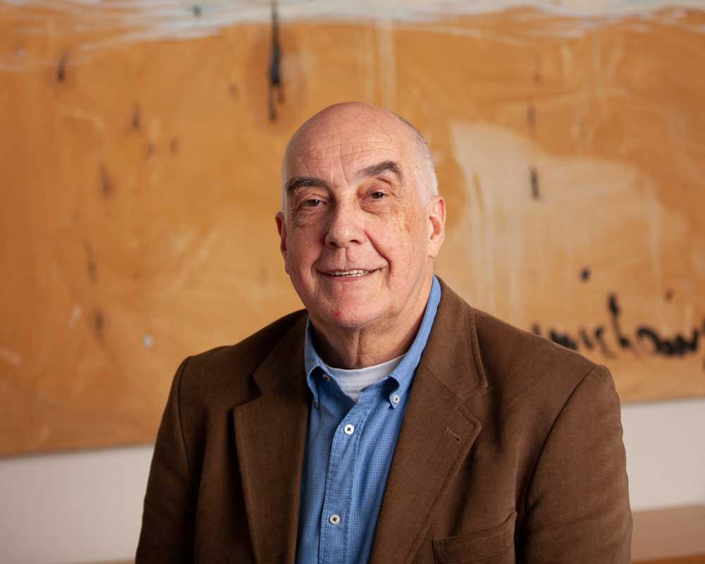 Ein Bild des Mediators Markus Weinkopf