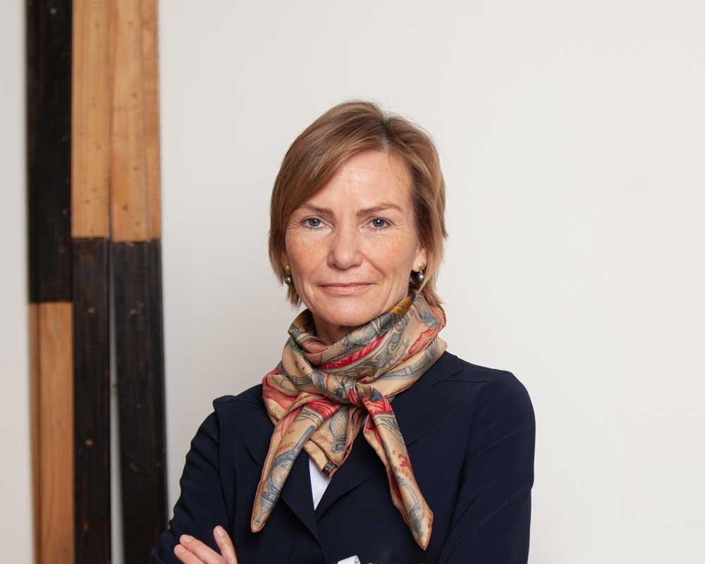 Ein Bild der Mediatorin Nicole Etscheit